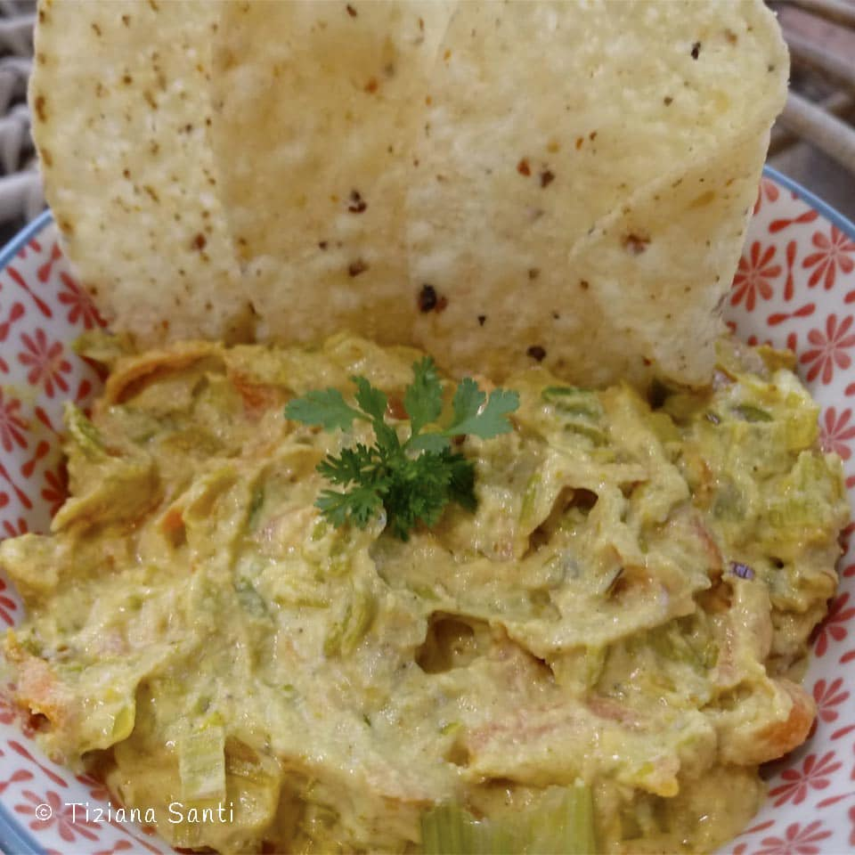 cashew curry dip