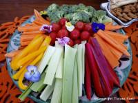 vegan catering for retreats